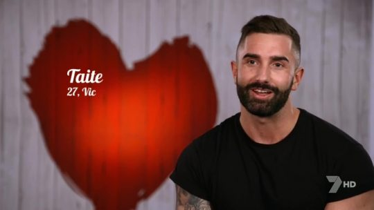First Dates AU – Taite & Dee
