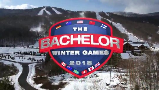 Bachelor Winter Games – Season 01 (2018)