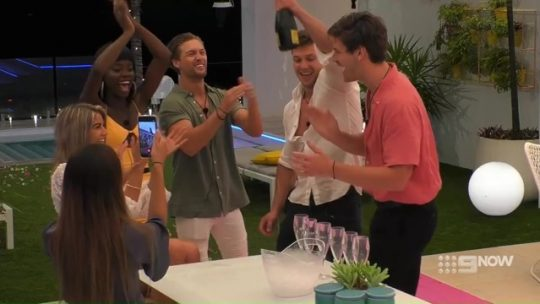 Episode 28 (Love Island AU S02E28)